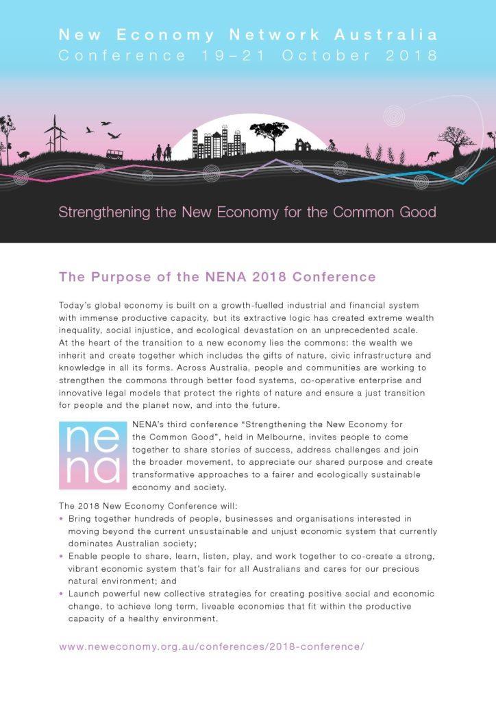 NENA Annual Conference 2018